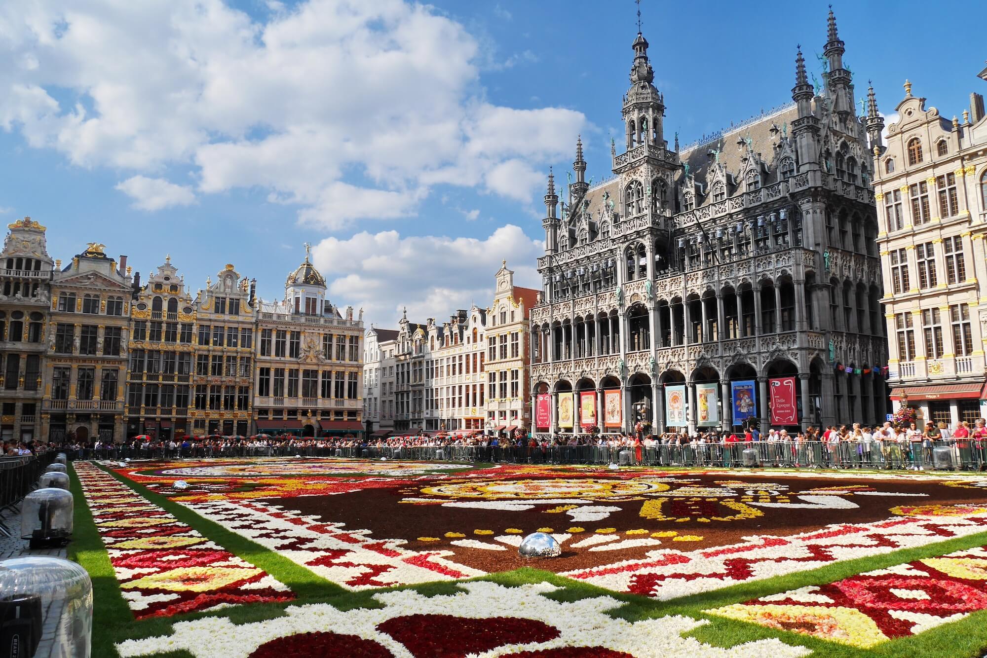 Louez les voitures de particuliers à Bruxelles - Getaround